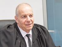 השופט עודד מודריק /צילום: שלומי יוסף