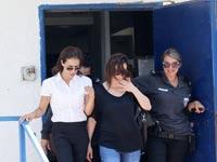 אתי אלון משתחררת מבית הכלא/ צילום: שלומי יוסף