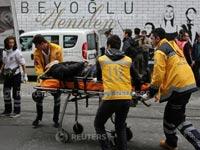 פיגוע איסטנבול / צילום: רויטרס