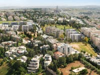פרויקט השכרה בירושלים/ קרדיט: ASSAF PEREZ