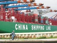 נמל בסין / צילום: בלומברג