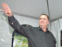 שר התחבורה ישראל כץ / צילום: תמר מצפי