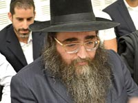 הרב יאשיהו פינטו / צילום: תמר מצפי