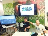 חברת Click2Speak. מקלדת חכמה / צילום: Click2Speak