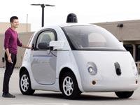 כלי רכב אוטונומיים של גוגל / צילום: רויטרס