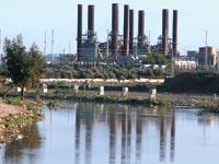 """""""לוויתן"""" תספק גז לתחנת הכוח בעזה ב-50 מ' ד' בשנה"""