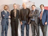 מריה טלו, מנזטי, קליין, בנווניו, וגווידו / צילום: טל צ'יקרול