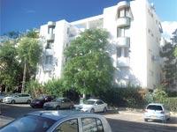 דירה בת 4 חדרים, ברחוב נהריים בשכונת נווה שרת בתל אביב / צילום: יחצ