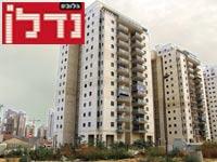 """דירת פנטהאוז בת 5 חדרים בשטח 190, באר יעקב, ברחוב טופז / צילום""""יח""""צ"""