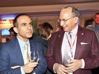 מפגשים בצמרת: מי נפגשו ונצפו בוועידת ישראל לעסקים 2016?