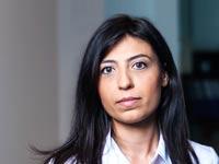 """גב' סלאם חאמד, עו""""ד / צילום: יחצ"""