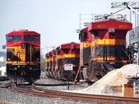 רכבות / צילום: בלומברג