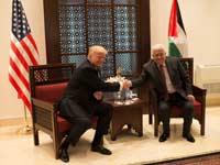 אבו מאזן ודונאלד טראמפ / צילום: רויטרס