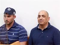 דוד שרן בהארכת מעצרו / צילום: שלומי יוסף