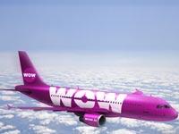 מטוס ואו WOW צילום: יחצ  חן גלילי