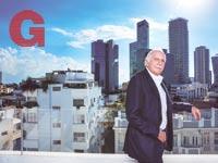 משה ספדיה / צילום: ענבל מרמרי  - צולם במלון נורמן תל אביב