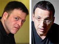 רביב דרוקר ואראל סגל  / צילומים: רמי זרנגר ואייל פישר
