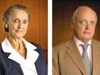 הרוזן ריפרנד קאונט ארקו והרוזנת מריה ביאטריס ארקו / צילומים: אתר החברה