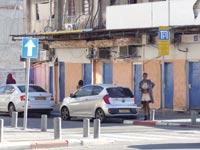 בתי הבושת ברחוב ארלינגר בתל אביב / צילום: אמיר מאירי