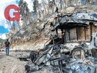 3 ימים של אש: השריפה בהרי ירושלים שלא הגיעה לכותרות
