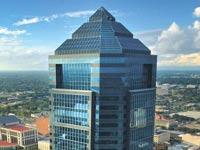 מגדל בנק אוף אמריקה בפלורידה / צילום: אתר החברה