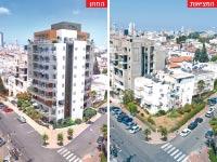 התחדשות עירונית / רמת גן, רחוב יהודה הנשיא