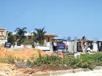קיסריה. דירות בבניינים בני 3־4 קומות / צילום: תמר מצפי
