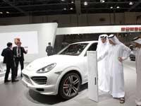 מכוניות אולטרה-יוקרתיות הפכו לאפיק השקעה במפרץ הפרסי