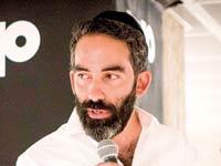 """רומן לוי, מייסד שותף ומנכ""""ל אורבן פלייס / צילום: עידן צקרון"""