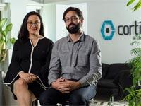 יגאל רייחלגאוז וקרינה אודינייב / צילום: לירן שטרית