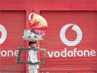 וודאפון. חברת הסלולר הגדולה בהודו צילום: רויטרס, Mukesh Gupta