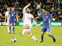 ישראל מול ספרד / צילום: רויטרס