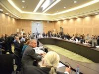 ועדת הכספים של הכנסת / צילום:  איל יצהר