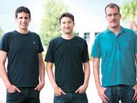 מייסדי DataRails / צילום: עידן סבח