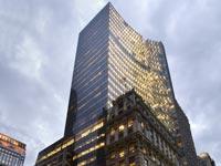 """מגדל HSBC בניו יורק / צילום: יח""""צ"""