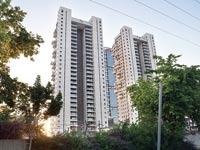 המגדלים בשכונת ביצרון / צילום: תמר מצפי