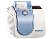 """מכשיר BreathID של אקסלנז ביוסיינס / צילום: יח""""צ"""