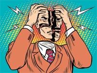 לפעמים כאב גב הוא בכלל במוח / צילום:  Shutterstock/ א.ס.א.פ קרייטיב
