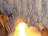 """שיגור טיל ברק 8. קרוב לשנה בלי יו""""ר לחברה / צילום: התע""""א"""