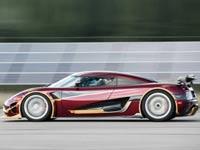 המכונית הסדרתית המהירה ביותר בעולם/  צילום: Koenigsegg