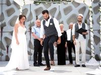 """""""חתונה ממבט ראשון"""" של קשת. חצתה את רף ה־20% / צילום: אסף תמם"""