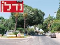 שכונת תל בנימין / צילום: תמר מצפי