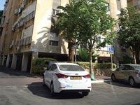 רמת גן רחוב הדר שכונת הגפן / צילום: איל יצהר