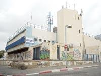 מרכזיית בזק בתל אביב/ צילום::איל יצהר
