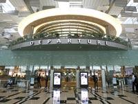 נמל התעופה בסינגפור / צילום: רויטרס