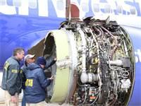 תאונת מטוס סאות' ווסט איירליינס \ צילום: רויטרס