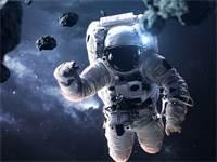 חלל, החלל החיצון, אסטרונאוט / שאטרסטוק