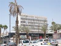 התחנה המרכזית באילת. מגבלת הגובה הוסרה / צילום: שלומי יוסף