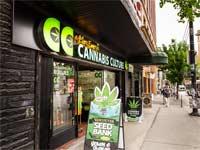 חנות קנאביס בקנדה / צילום:   Shutterstock/ א.ס.א.פ קרייטיב