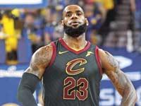 לברון ג'יימס / צילום: USA Today Sports
